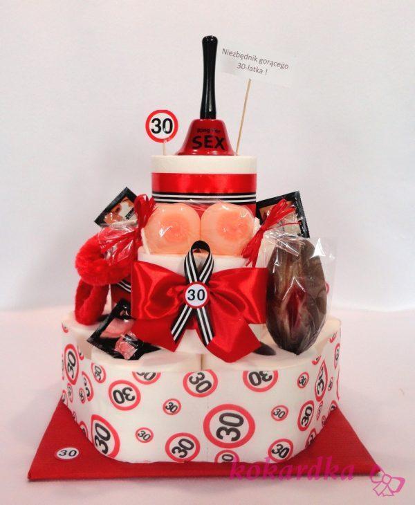 Prezent Na30 Urodziny Dla Faceta Kokardka
